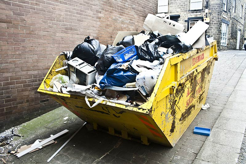 Different uses of Skip Hire